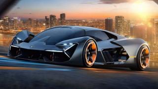 H Lamborghini Terzo Millenio είναι το πιο εξελιγμένο πρωτότυπο που έχει παρουσιαστεί ποτέ