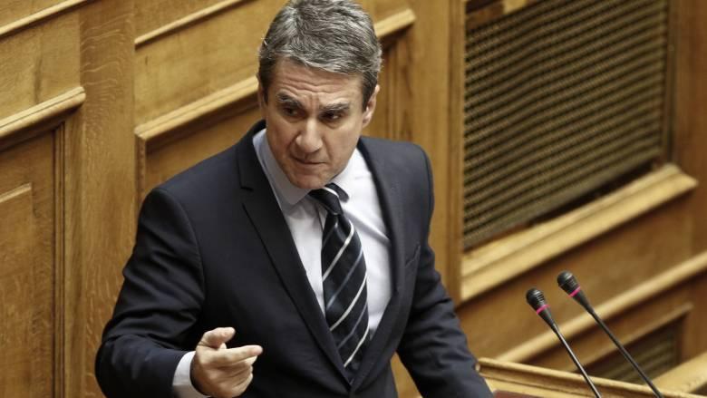 Ερώτηση Λοβέρδου στη Βουλή προς τον Καμμένο για τη διακρατική συμφωνία με την Σαουδική Αραβία