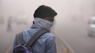 Ινδία: Η ατμοσφαιρική ρύπανση κλείνει τα σχολεία στο Νέο Δελχί