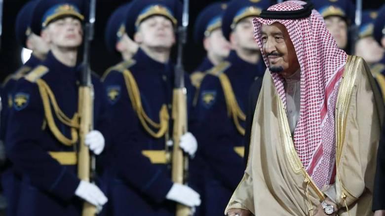 Το Ιράν «δείχνει» η Σαουδική Αραβία για τον πύραυλο που εκτοξεύθηκε από την Υεμένη