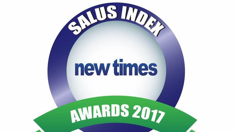 Salus Index Awards: Το ετήσιο forum επιχειρηματικής αριστείας του τομέα υγείας-φαρμάκου-ομορφιάς
