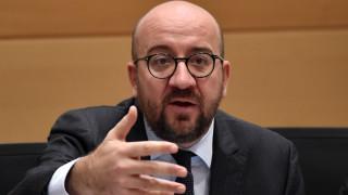 Σ. Μισέλ: Δεν υπάρχει κρίση στο Βέλγιο εξαιτίας του Καταλανικού