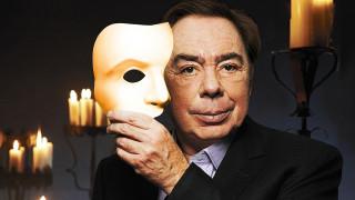 Άντριου Λόιντ Γουέμπερ: το «Φάντασμα της Όπερας» βγάζει τη μάσκα του και αποκαλύπτεται