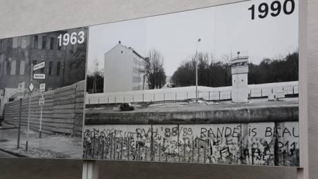 Berlin Berlin 28 χρόνια από την πτώση του τείχους