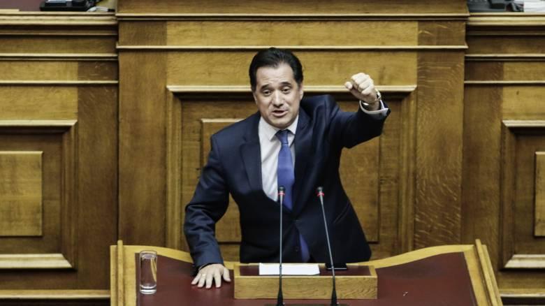 Γεωργιάδης για Μαρέβα και καταθέσεις υπουργών του ΣΥΡΙΖΑ