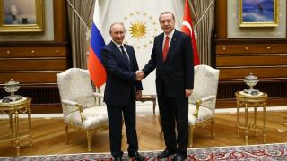 Τι θα συζητήσουν Πούτιν - Ερντογάν στο Σότσι