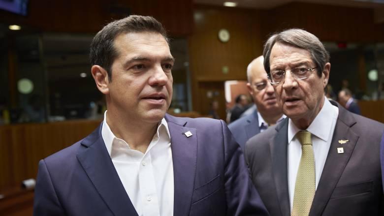 Συνομιλίες Αναστασιάδη με Τσίπρα και Παυλόπουλο αύριο στην Αθήνα