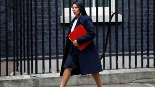 Παραιτήθηκε η υπουργός Υγείας της Βρετανίας