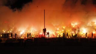 «Κάηκε» το Κλ. Βικελίδης για Γκάλη και Μπόκα Ζούνιορς (vid)