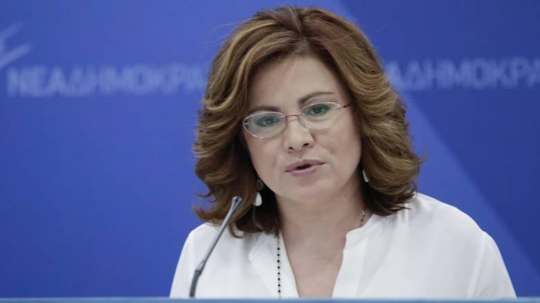 Μ. Σπυράκη: Επίθεση στην κυβέρνηση για την άδεια του Κουφοντίνα