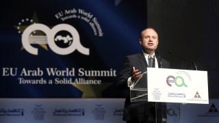 Μουσκάτ: Ως πολίτες της ΕΕ πρέπει να ανοίξουμε τις οικονομικές μας συνεργασίες