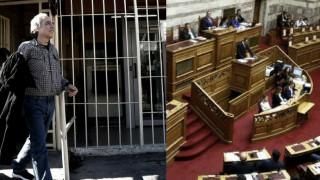 Άγρια κόντρα στη Βουλή για Κουφοντίνα και τον δολοφόνο της Δώρας Ζέμπερη