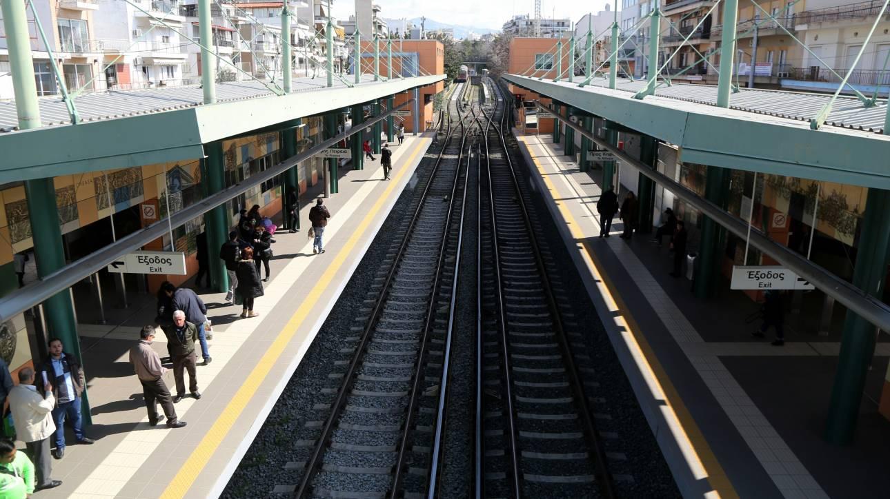 Χωρίς τρένα, προαστιακό και μετρό για συγκεκριμένες ώρες τη Δευτέρα
