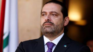 Ελευθερία κινήσεων για τον παραιτηθέντα πρωθυπουργό του Λιβάνου Χαρίρι ζητά το Παρίσι