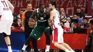 EuroLeague: Ο Παναθηναϊκός Superfoods κέρδισε και πάλι στο ΣΕΦ τον Ολυμπιακό (vids)
