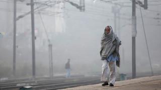 «Πνίγεται» στην ατμοσφαιρική ρύπανση το Νέο Δελχί