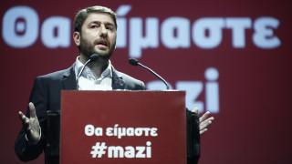 Ανδρουλάκης: Εγγύηση ενότητας η μαζική συμμετοχή