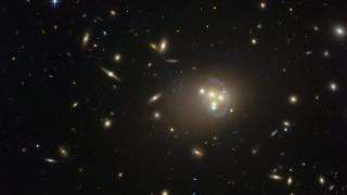 Άκαρπη η αναζήτηση σωματιδίων της σκοτεινής ύλης