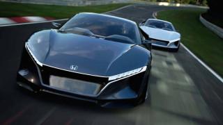 Τo Honda Vision GT προλογίζει ένα μικρό NSX με εντυπωσιακούς 410 ίππους από 2.000 κυβικά