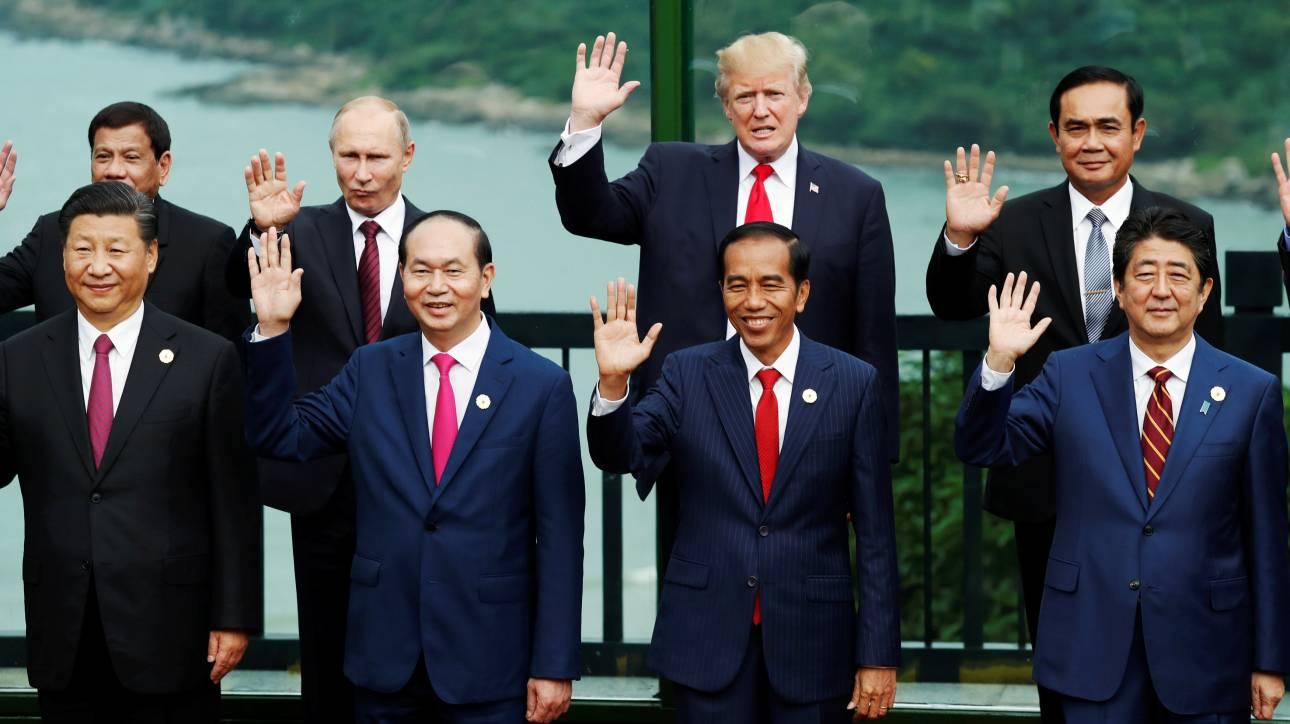 Σύνοδος APEC: Η κοινή δήλωση των ηγετών για τις εμπορικές πρακτικές