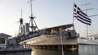 Θεσσαλονίκη: Μέλος του «Αβέρωφ» διέσωσε 25χρονο που έπεσε στη θάλασσα