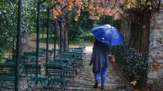 Καιρός: Βροχερό το σκηνικό της Κυριακής