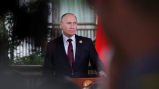 Πούτιν: Ανοησίες τα περί ρωσικής ανάμειξης στις προεδρικές εκλογές των ΗΠΑ