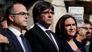 Δήμαρχος Βαρκελώνης κατά Πουτζντεμόν: Οδήγησε την Καταλονία «στην καταστροφή»