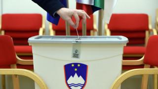 Δεύτερος γύρος προεδρικών εκλογών στη Σλοβενία (pics)