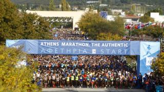 35ος Μαραθώνιος Αθήνας: Μεγάλη η συμμετοχή – Όλες οι κυκλοφοριακές ρυθμίσεις (pics)