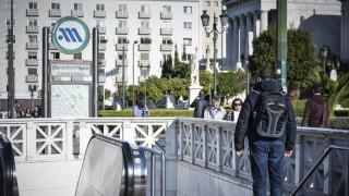 Στάση εργασίας σε μετρό, προαστιακό και τρένα τη Δευτέρα