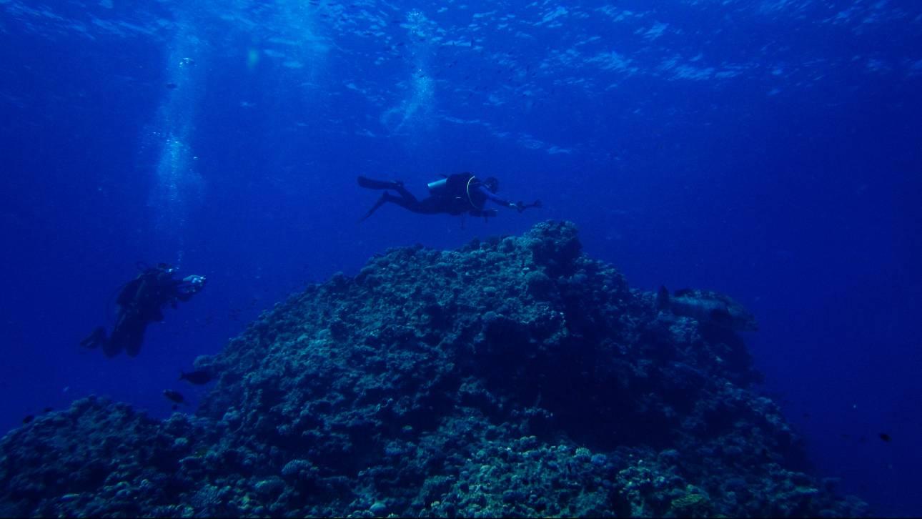 Καλές οι προοπτικές για την ανάπτυξη του υποβρύχιου τουρισμού στην Ελλάδα