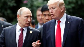 Ο Τραμπ ρώτησε τον Πούτιν για την ενδεχόμενη ρωσική παρεμβολή στις αμερικανικές εκλογές