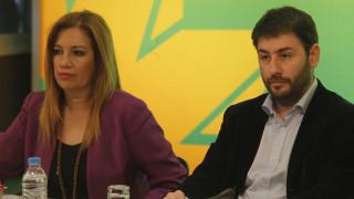 Εκλογές Κεντροαριστεράς: Γεννηματά και Ανδρουλάκης οι «μονομάχοι» στον β' γύρο