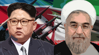 Βόρεια Κορέα και Ιράν χώρες «υψηλού κινδύνου» για ξέπλυμα χρήματος