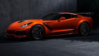 H νέα Corvette ZR1 έχει 755 άλογα και είναι η πιο ισχυρή και γρήγορη της ιστορίας της