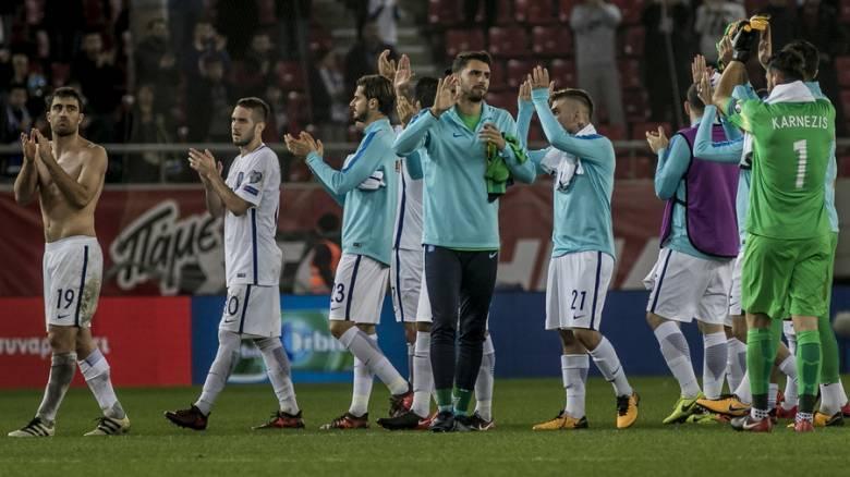 «Συγκλονιστικοί» Παπασταθόπουλος-Τοροσίδης, η επόμενη ημέρα της Εθνικής (vid)