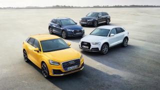 Η Audi, με ατού την ποιότητά της, «καλύτερη Ευρωπαϊκή μάρκα»