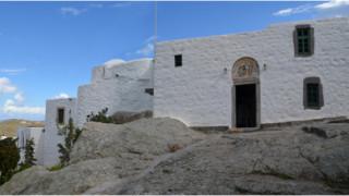 Πάτμος: Το Σπήλαιο της Αποκάλυψης και τα «μυστικά» της αποκατάστασής του (pics)