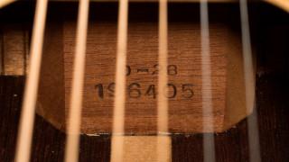 Mπομπ Ντίλαν: η ιστορική ακουστική κιθάρα του πωλήθηκε 400.000 δολάρια σε δημοπρασία (vid)