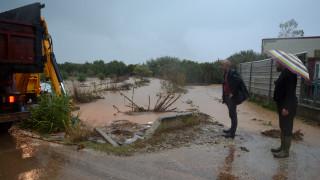 Σφοδρό κύμα κακοκαιρίας και προβλήματα από την επέλαση της «Ευρυδίκης» σε όλη την Ελλάδα (pics)