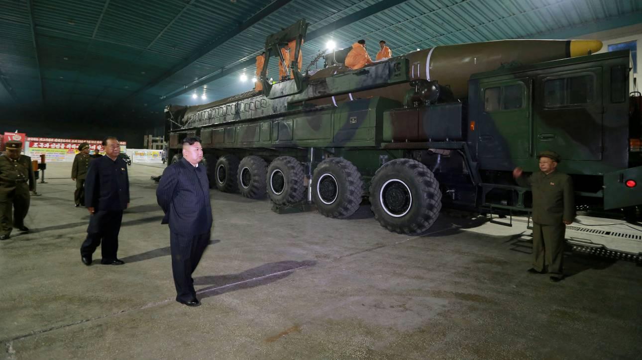 Βόρεια Κορέα: Χειρότερη από ποτέ η κατάσταση, με ευθύνη ΗΠΑ