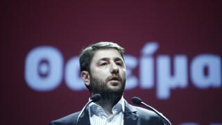 Ανδρουλάκης: Ανάγκη για ισχυρή πολιτική ανανέωση και όχι για πολιτική αλλαγή