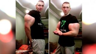 Ο «Ποπάι» της Ρωσίας «τρώει» λάδι με αλκόολ (pic & vid)