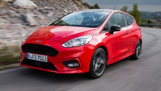 Οι ST Line και Vignale είναι οι σπορ και πολυτελείς εκδοχές του νέου Ford Fiesta