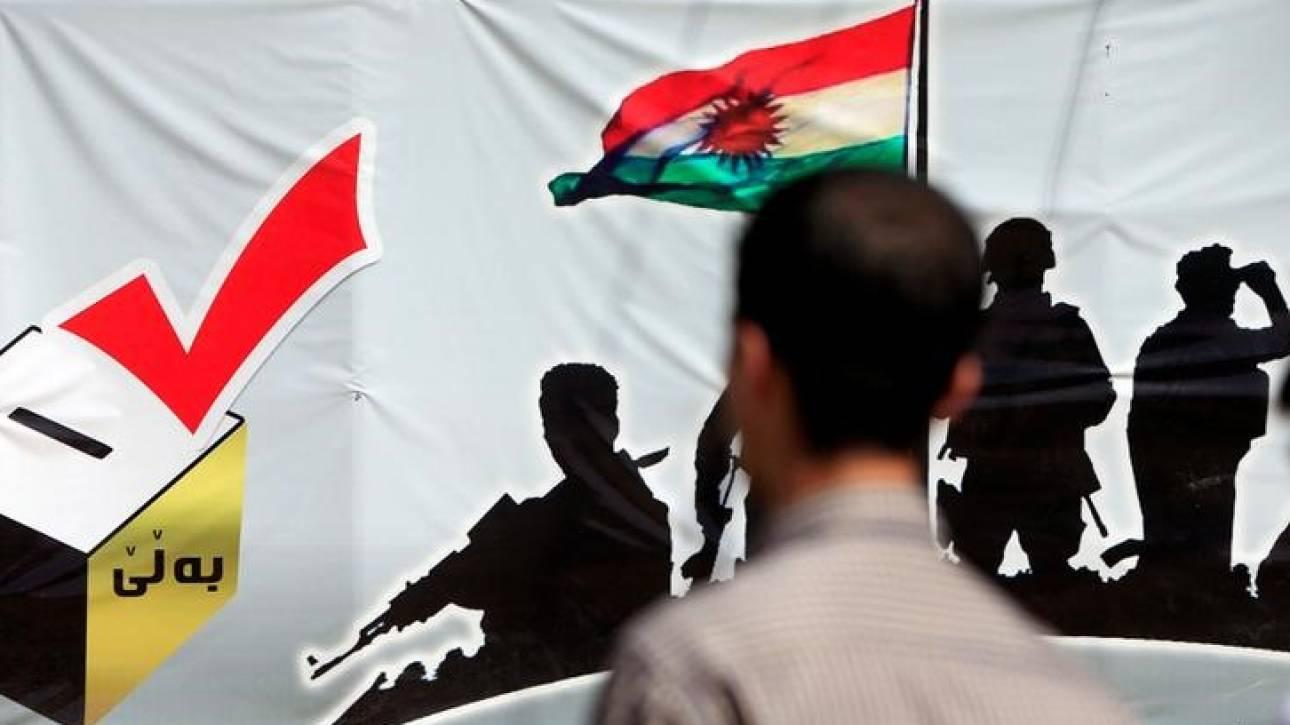 Το Ιρακινό Κουρδιστάν αποδέχεται την απαγόρευση ανεξαρτησίας