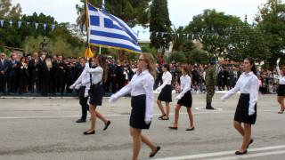 Υπουργείο Παιδείας: Το ΣτΕ έχει εγκρίνει το διάταγμα για κλήρωση σημαιοφόρων