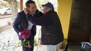 Η επίσκεψη του Πρωθυπουργού σε Ανατολική Μακεδονία και Θράκη σε εννέα φωτογραφίες