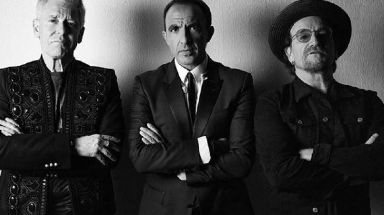 Νίκος Αλιάγας: προσωπικότητα της χρονιάς στη Γαλλία για το περιοδικό GQ