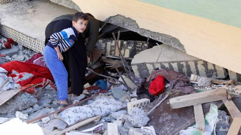 Ιράν: Δραματική αύξηση των νεκρών από τον Εγκέλαδο-Σταμάτησαν οι έρευνες για επιζώντες